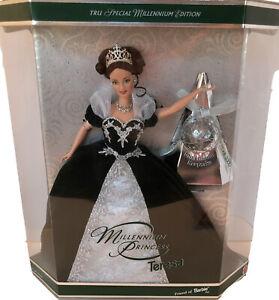 Mattel Barbie Millennium Princess Teresa Special Millennium Edition 2000 NRFB