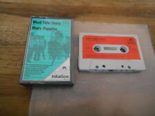 Tape OST West Side Story / Mary Poppins (22 Song) POLYDOR / ROTATION