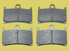 Yamaha YZF-R1 front brake pads (1998-2006) 2 sets, FA168/252/380 style