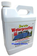 Star brite Waterproofing with PTEF, 1 Gallon Jug - 81900