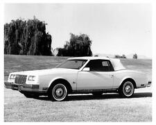 1983 Buick Riviera Convertible Factory Photo uc3306-MOV35G