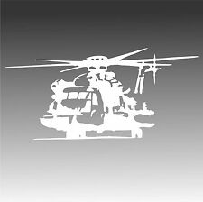 MH 53 Pave Low Helicopter Sticker MH53 Chopper Detail Pilot Decal