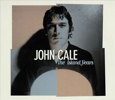 The  Island Years by John Cale (CD, Sep-1996, 2 Discs, Island (Label))