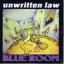 UNWRITTEN LAW Blue Room 3 UNRELEASED 3Trx CD Single 004