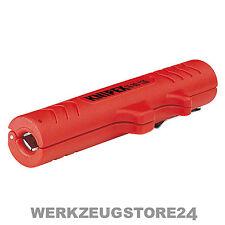 Knipex 16 80 125 mm Universal-Abmantelungswerkzeug 1680125 Abisolierwerkzeug
