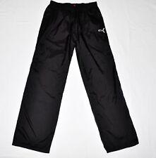 Men's PUMA Woven Pants Black size S $40