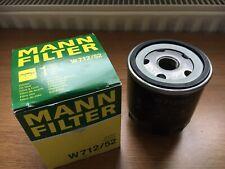 MANN W712/52 Oil Filter Brand New