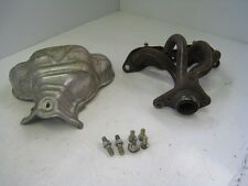 18100-PWA-G01, gebrauchter Abgaskrümmer, Honda Jazz 1.4, Bj. 2002