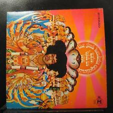 Jimi Hendrix - Axis Bold As Love LP VG+ RS 6281 Vinyl Record 2-Tone Orange Boat