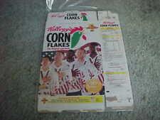1992 USA Basketball Medalist Corn Flakes Cereal Box Larry Bird John Stockton