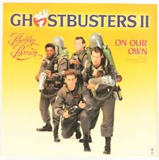 Bobby Brown , ON Our Own / Ghostbusters 2  Vinyl Record/LP *USED*
