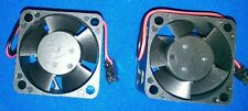 Cisco OEM 1760 Router Fan Kit (2 New Fans) Cisco 1760 1760-V 40mm 7.17 CFM