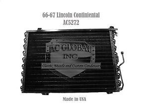 1966 1967 Lincoln Continental Condenser AC5272