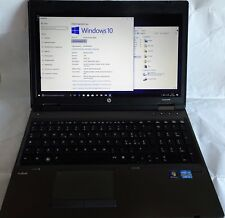 "HP Probook 6570b - i5 3210m - 2.50Ghz-500gb - 5gb  - 15.6"" HD LED DVDRW - w10"