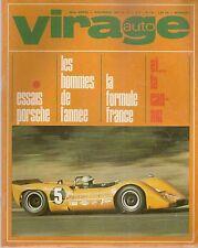 VIRAGE AUTO 1967 11 PORSCHE 911 S 2.0 CHEVROLET CORVETTE STINGRAY 427 GP DES USA