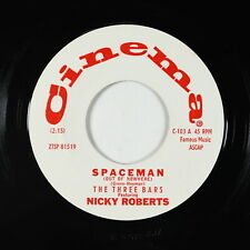 Surf Inst. 45 - Three Bars & Nicky Roberts - Spaceman - Cinema - VG+ mp3