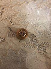 SMALL VINTAGE 10K GOLD & ENAMEL KNIGHTS OF COLUMBUS  PIN
