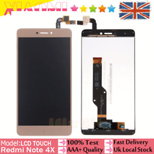 Full LCD Screen Display Touch Digitizer for XIAOMI REDMI Note4x Note 4x Gold
