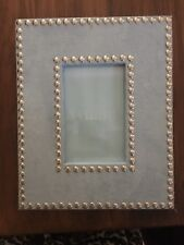Z Gallerie Picture Frame blue