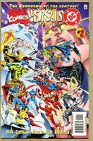 DC Versus Marvel #2-1996 fn+ 6.5 DC Vs Marvel Comics Batman Superman 1st Standar