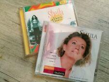 Sheila - Lot de 2 CD - Rare