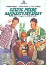 Celtic Pride - Rapimento Per Sport (1996) DVD Ologramma Tondo