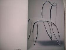 art catalogue DESIGN technique du meuble italien