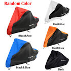 Multi-color XXXL Waterproof Motorcycle Cover For Harley Davidson Electra Glide