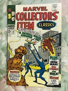 Marvel Collectors' Item Classics No. 12. 1967