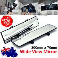300mmx70mm Universal NAPOLEX Broadway Convex Wide Car Rear View Mirror Blind  OZ