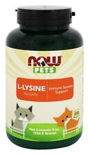 Now Pets, L-Lysine for Cats, 8 oz (226.8 g)