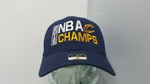 CLEVELAND CAVALIERS 2016 CHAMPS CURVED BRIM L/X-L NEW WITHOUT TAGS