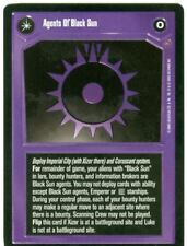 Star Wars CCG Reflections II Ex. Uni. Premium Agents Of The Black Sun / Vengean