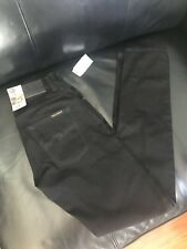 Nudie Jeans Grim Tim Dry Cold Black 29 X 32 Made In Italy