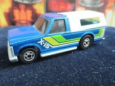 HOT WHEELS VINTAGE 1984 CRACK UPS BUMPER THUMPER PICKUP TRUCK MINT HONG KONG
