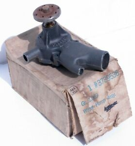 1963-1964 Chevrolet Pickup 292 6cyl NOS water pump 3789536