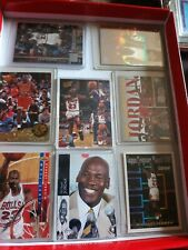 Michael Jordan Insert Lot of 8 cards!! All from the 90's.Great mixture.