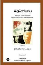 Reflexiones - Vol. I (Paperback or Softback)
