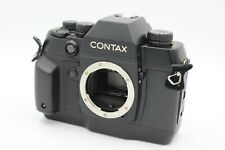 Contax AX 35mm SLR Film Camera Body Only From japan