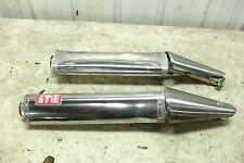 07 Honda CB900 F CB 900 919 Hornet Yoshimura muffler pipe exhausts aftermarket