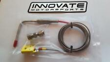 Innovate 3928 K-tipo Sonda EGT con conector de tipo K y hardware, 6 ft (approx. 1.83 m) P/N 3928
