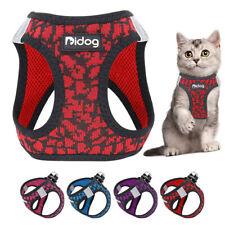 Escape Proof Cat Walking Harness Reflective Kitty Kitten Vest Jacket XXS/XS/S/M