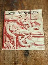 CURRENT 93 - NATURE UNVEILED - INDUSTRIAL,EXPERIMENTAL - DAVID TIBET,S.STAPLETON