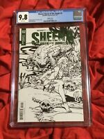 CGC 9.8~SHEENA QUEEN OF THE JUNGLE #2~CONTEST VARIANT~LIMITED TO 10 TOTAL COPIES