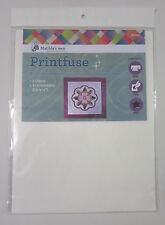 Printfuse inkjet printable fusible web for applique (x5 sheets) Matilda's Own