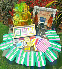 HARRY POTTER/HONEYDUKES Sweet Shop Wedding/Party -Labels/Bunting/Bags/Butterbeer