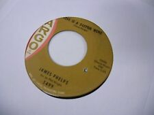 James Phelps Love Is A 5 Letter Word/I'll Do The best I 45 RPM Argo Records VG