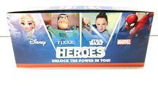 Box Sealed Packs Of Sainsburys Disney Heroes Cards  NEW