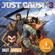 Just Cause 3 - Steam Key / PC Game - Action / Adventure [NO CD/DVD]