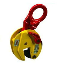 0.8T Cd/Cde Vertical plate lifting clamp industrial steel plate lifting clamp